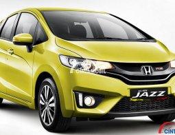 Spesifikasi All New Honda Jazz 2016