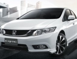 Review Honda Civic 2014