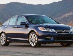 Review Honda Accord 2015