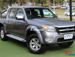 Review Ford Ranger 2009 Double Cabin