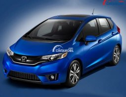 Review Honda Fit 2017