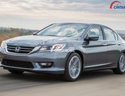 Review Honda Accord 2014 Indonesia
