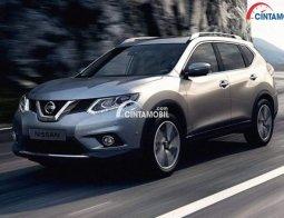 Spesifikasi Nissan X-Trail 2014
