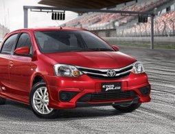 Spesifikasi Toyota Etios 2016