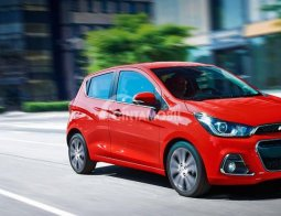 Review Chevrolet Spark 2017 Indonesia