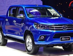 Review Toyota Hilux 2016