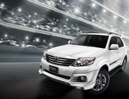 Review Toyota Fortuner 2015