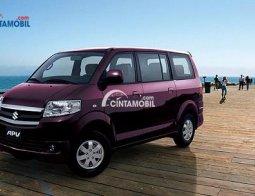 Review All New Suzuki APV 2016