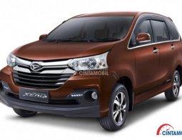 Spesifikasi Daihatsu Xenia 2016