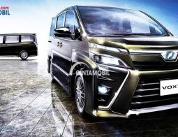 Review Toyota Voxy 2017 Indonesia