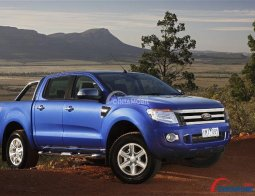 Review Ford Ranger Double Cabin 2013 Indonesia
