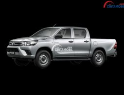 Review Toyota Hilux 2017 Indonesia