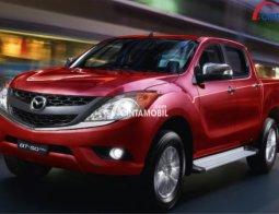Review Mazda BT-50 2013