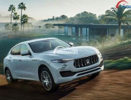 Spesifikasi Maserati Levante 2018
