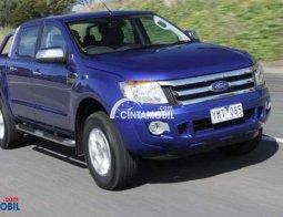 Spesifikasi Ford Ranger 2012 Indonesia: Double Cabin yang Masih Memiliki Taring