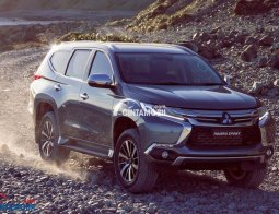 First Impression Mitsubishi Pajero Sport Exceed 4x2 AT 2018