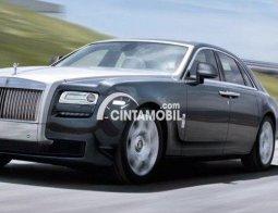 First Impression Rolls Royce Ghost 2015, Mobil Mewah Generasi Kedua dari Ghost