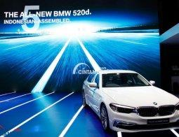 Review BMW 520d 2017, Sedan Bertenaga Diesel dengan Performa yang Irit Bahan Bakar