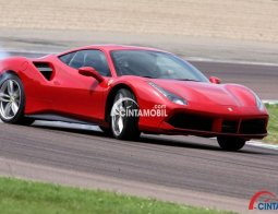 Test Drive Ferrari 488 GTB 2015, Supercar Khusus Miliarder Dengan Performa Luar Biasa