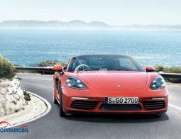 """Spesifikasi Porsche 718 Boxster S 2016: Sensasi Porsche """"Termurah"""""""