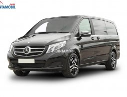 Review Mercedes-Benz V 220d 2016, Citarasa MPV Asal Jerman