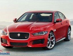 Review Jaguar XE 2015: Mengadaptasi Teknologi Luar Angkasa
