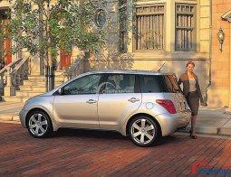 Review Toyota IST 2003, Hatchback Favorit Pada Masanya