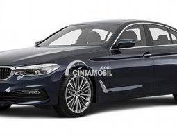 Spesifikasi BMW 520i Luxury Line 2018: Anggota Termurah BMW Seri-5