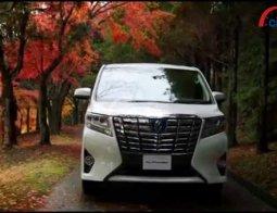 Spesifikasi Toyota Alphard Hybrid 2015: Mewah Dan Ramah Lingkungan