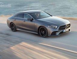 Profil Mercedes-Benz CLS 450 2018, Generasi III Sang Pelopor Coupé 4-Pintu