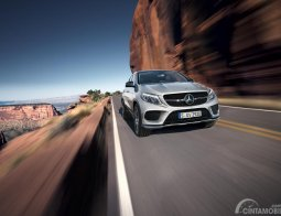 Review Mercedes-Benz GLE 400 Coupé AMG Line 2015