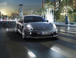 Review Porsche Cayman 2013