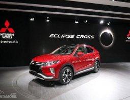 Preview Mitsubishi Eclipse Cross 2018: Racikan Baru Mitsubishi, Desain Crossover Dalam Tubuh SUV