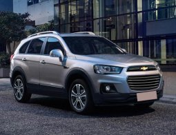 Review Chevrolet Captiva 2016