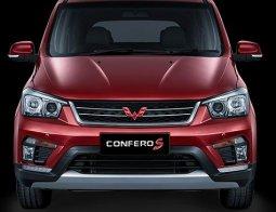 Test Drive Wuling Confero S 1.5L 2018 MT