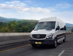 Review Mercedes-Benz SPRINTER 315 CDI A2 2014