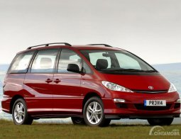 Review Toyota Previa 2000: MPV Langka Yang Banyak Diminati Oleh Kolektor Mobil Eksotis Old Fashioned