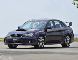 Review Subaru WRX STI 2012