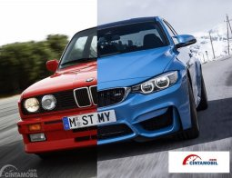 Review BMW M3 2017
