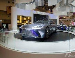 Profil Lexus LS+ Concept 2017