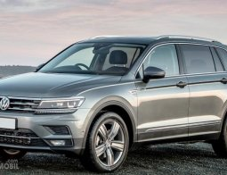 First Impression Volkswagen Tiguan VRS 2018
