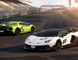 Review Lamborghini Aventador SVJ 2019