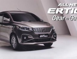 Review Suzuki Ertiga GL 2018