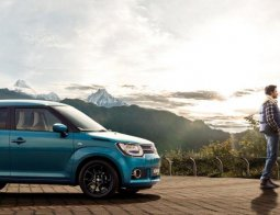 Review Suzuki Ignis GL 2018