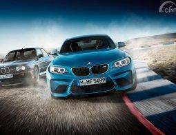 Review BMW M2 Coupé 2018