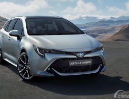Review Toyota Corolla Touring Sports 2019