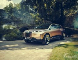 Review BMW iNEXT 2019