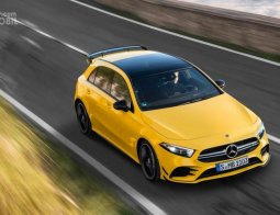 Review Mercedes-AMG A 35 2019