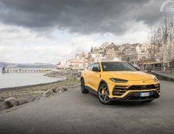Review Lamborghini Urus 2019