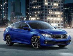 Review Honda Civic 2019